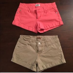Celebrity Pink Shorts - Celebrity Pink Shorts Bundle!
